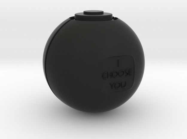 Pokeball - I Choose You