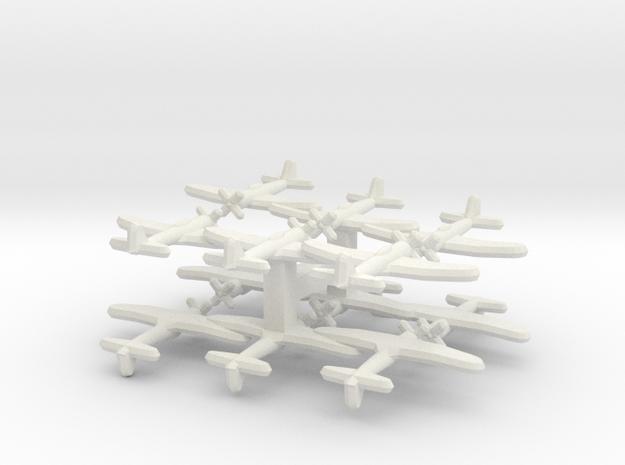 A7M2 'Sam' (Triplet) 1:900 x4 3d printed