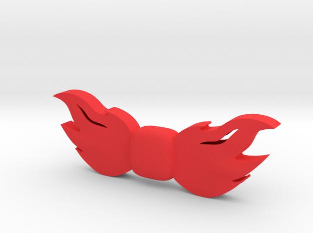 Fiamma in Red Processed Versatile Plastic