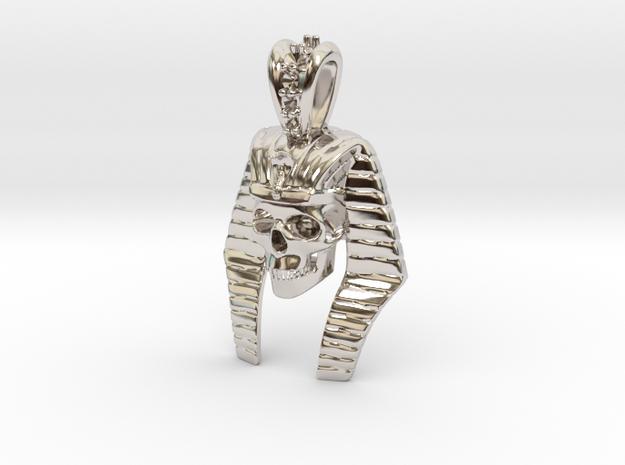 Pharaoh Skull Pendant