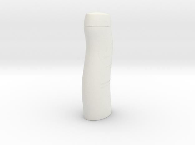 C1 Concept Bottle in White Natural Versatile Plastic