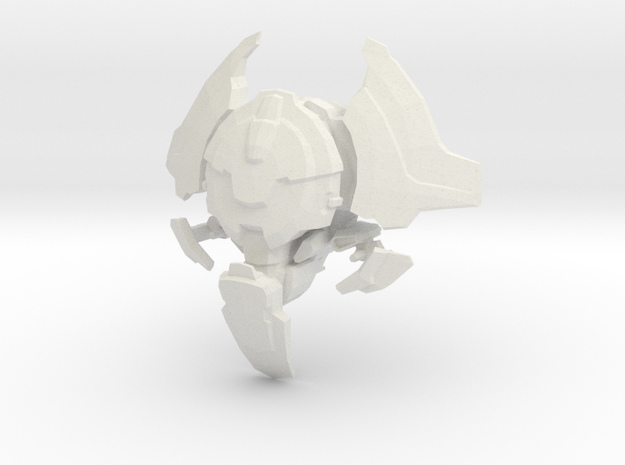 Legion - 001 Head - 04 Locust Analyzer
