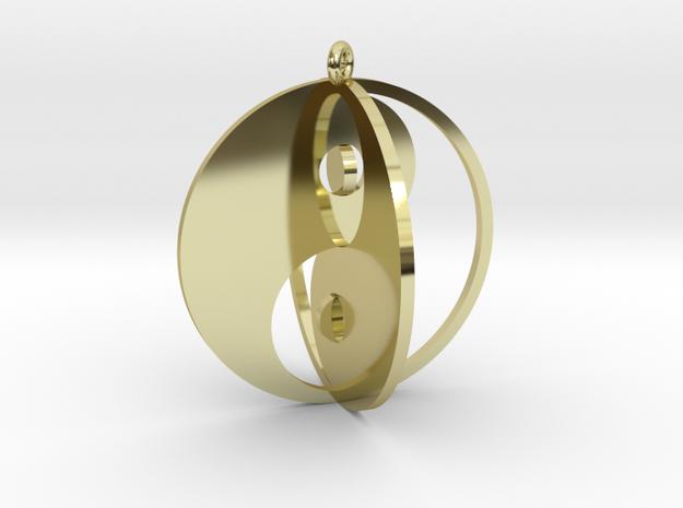 Yin Yang Keychain 1