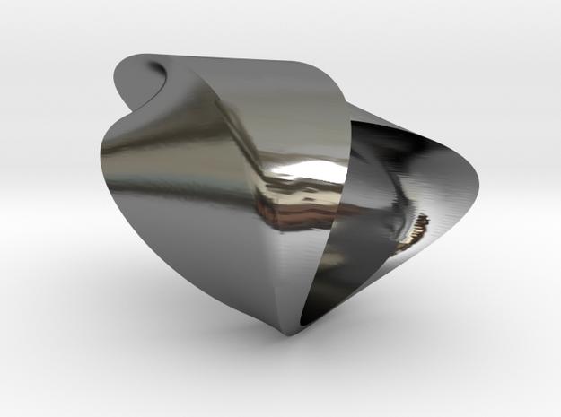 Solid in Premium Silver
