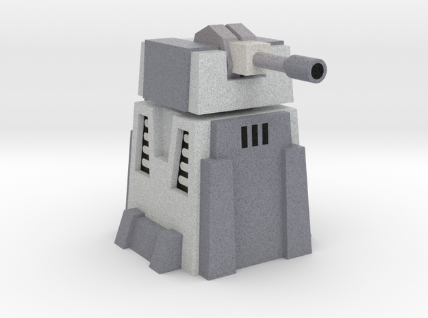 Imperial Rapid Fire Turret Lvl 3 in Full Color Sandstone