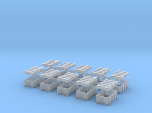 1-87 Military Storage Box Set