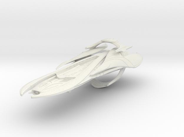 VHC Battlecruiser 7000 in White Natural Versatile Plastic