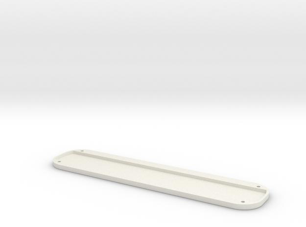 NEODiMOUNT Bracket For Structure Sensor  V1.4  Mag in White Strong & Flexible