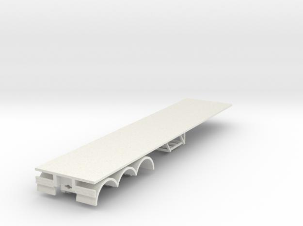 000221 Australien B Train  HO 1:87 in White Natural Versatile Plastic