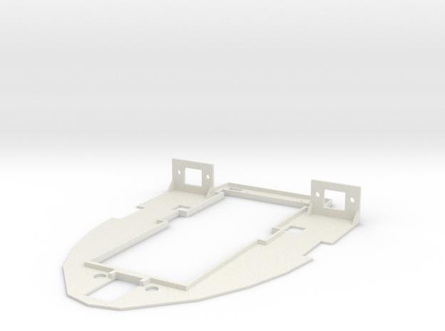 FX-61 Phantom Main Tray in White Natural Versatile Plastic