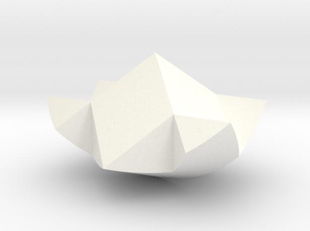 Cubicon-1von6 in White Processed Versatile Plastic