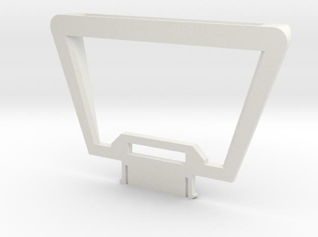 Landing Gears (YD-5C) in White Natural Versatile Plastic