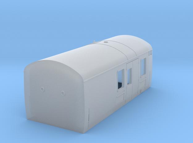 Train Heating Boiler Van - N Scale