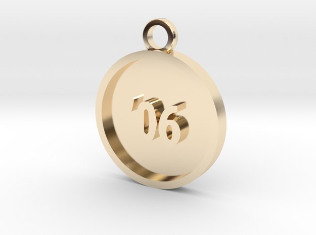 Founding Consultant in 14K Yellow Gold
