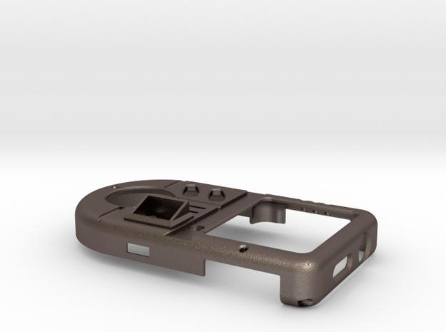 Vortex Manipulator Touch (mk2) Faceplate in Stainless Steel