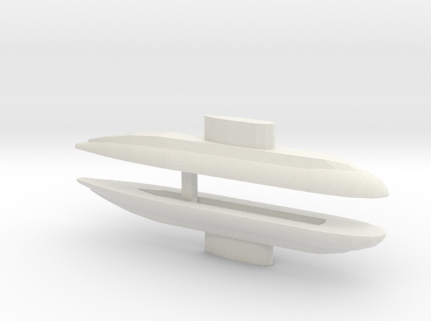 Kilo-Class x 2, 1/1800 in White Strong & Flexible