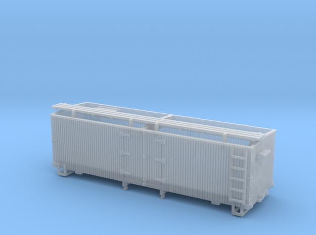 HOn30 25ft Reefer 3d printed