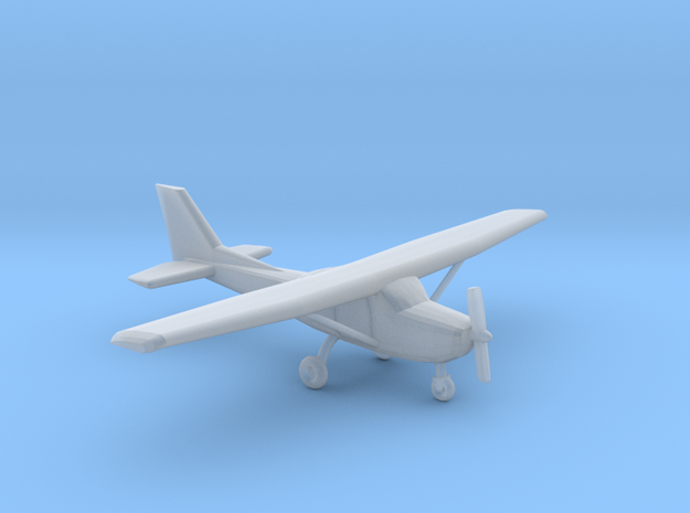 Cessna 172 - 1:120scale in Frosted Ultra Detail