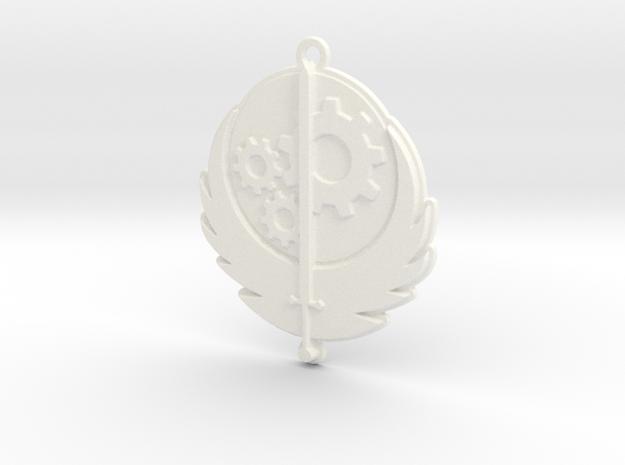 Brotherhood of Steel pendant