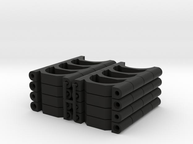 TKSQ-25GE-SET in Black Strong & Flexible
