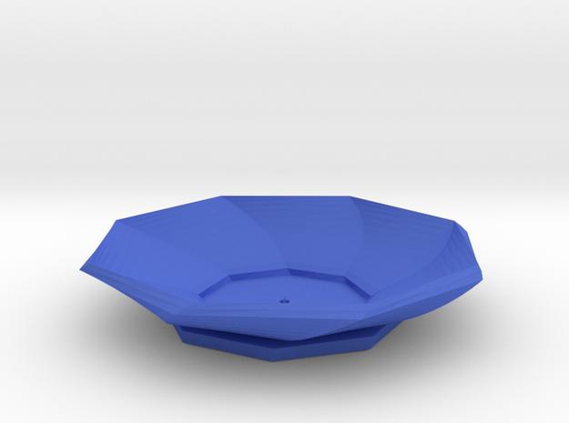 Sake Plate 01 3d printed