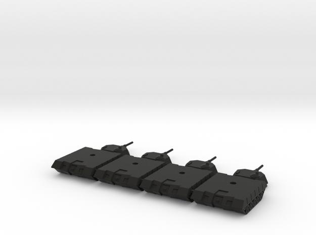 Alacran Light Tank Autocannon 3d printed