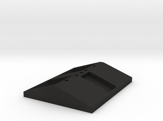Bridgecasting LG (repaired) in Black Acrylic