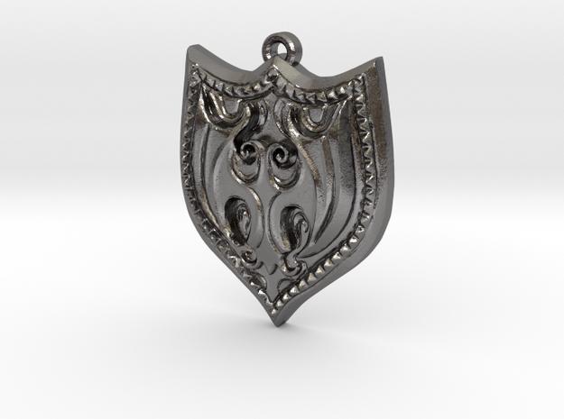 HEETER pendant  in Polished Nickel Steel