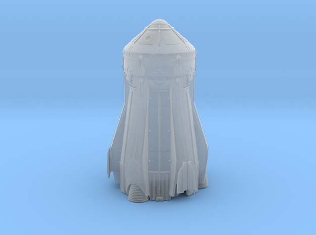 1/400 NASA / JPL ARES MARS ASCENT VEHICLE in Smoothest Fine Detail Plastic