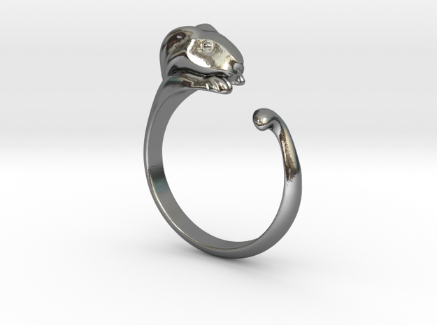 Rabbit Ring - (Sizes 5 to 15 available) US Size 9