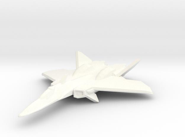YF-21 Omega 1 1/350 Scale