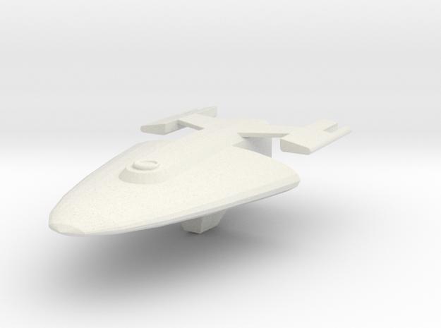 Cruiser Antares in White Natural Versatile Plastic