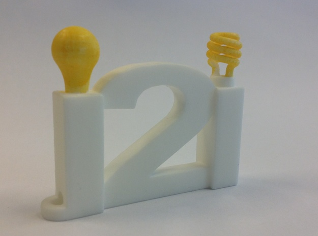 i2i (from Information to Innovation) 3d printed