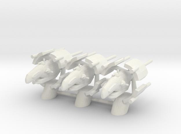 Fairlight FFE (x3) in White Strong & Flexible