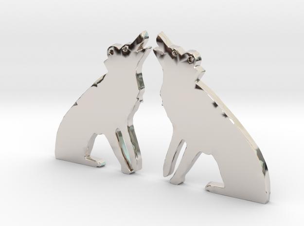Whytewolf Earrings (Pair)