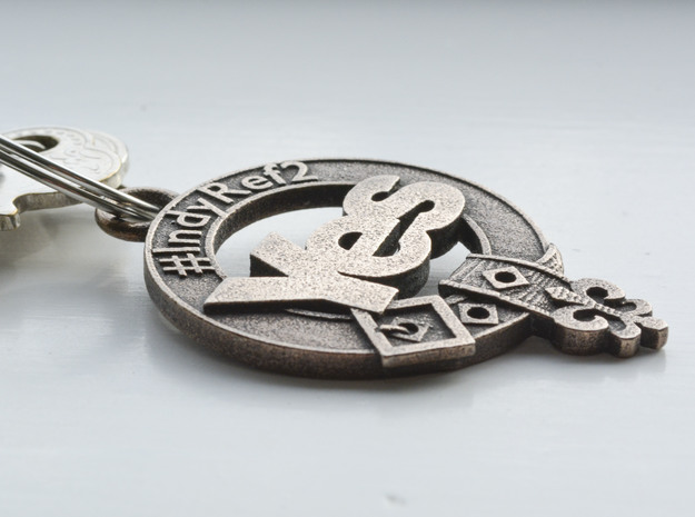 Clan Yes key fob