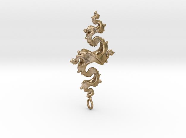 Dragon Pendant 5cm 3d printed