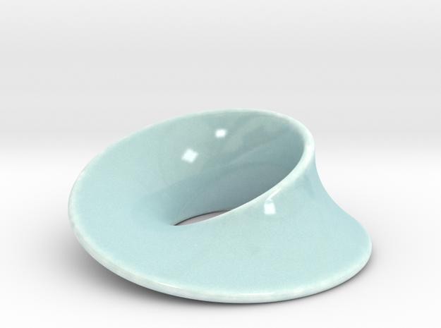 Minimal Mobius Porcelain (4 in)