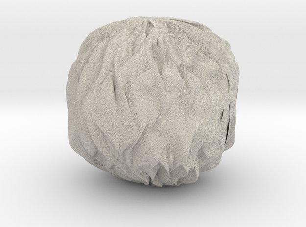 Sphere1 in Natural Sandstone