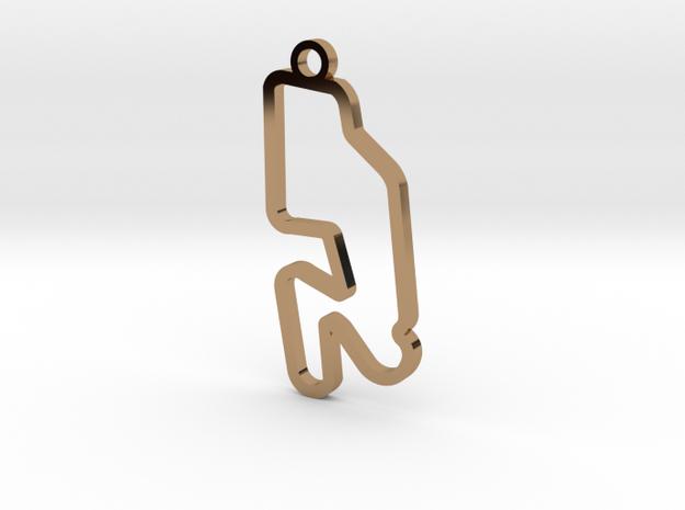 Watkins Glen Key Chain