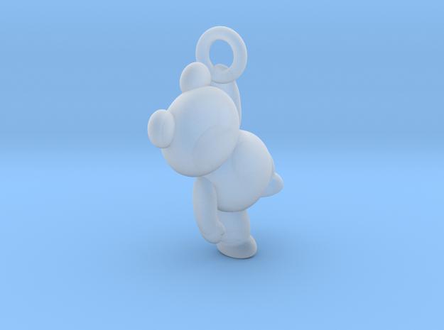 Teddy Bear Pendant - 3cm
