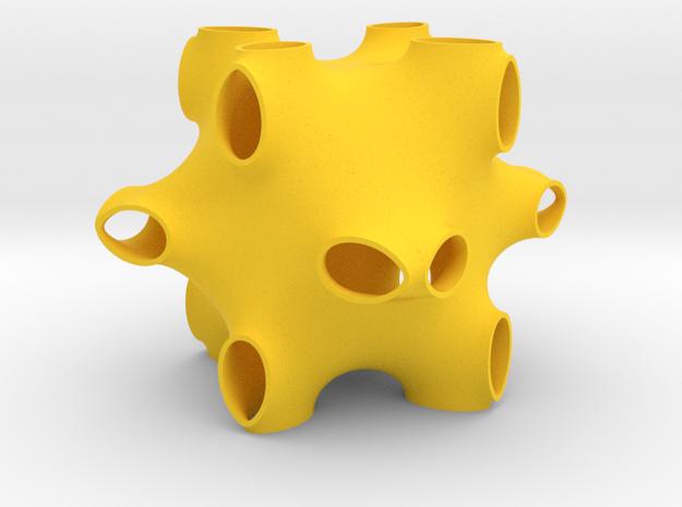CPCPB periodic minimal surface 3d printed