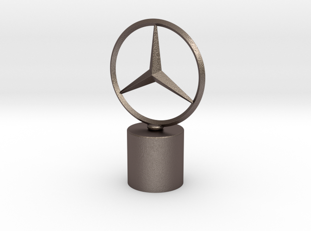 Benz Trophy in Stainless Steel