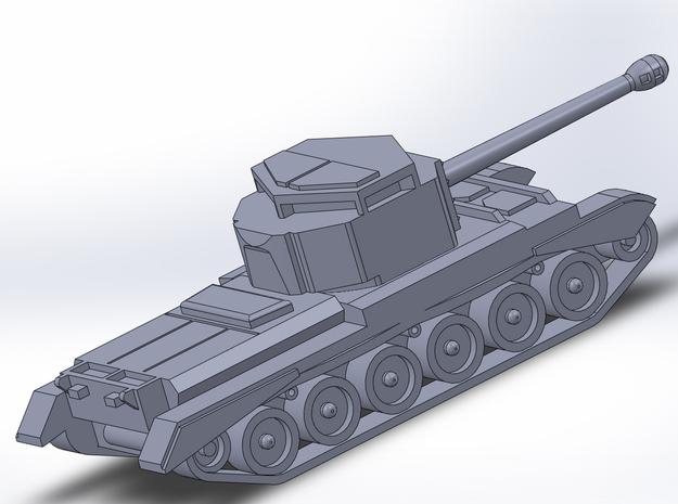 A30 Avenger Tank Hunter Set of 4 1/285 6mm 3d printed