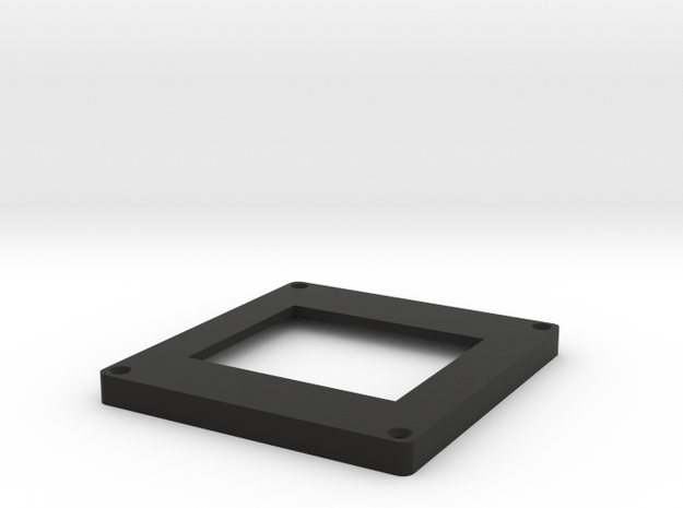 TT2Xv1 Case Lid in Black Strong & Flexible
