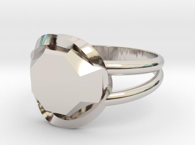 Size 10 Diamond Ring