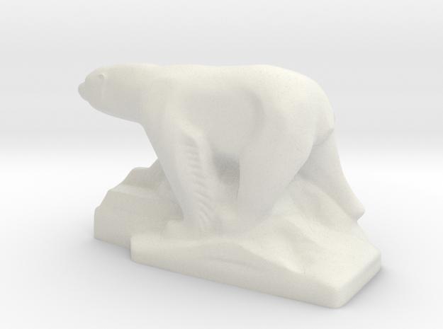 PolarBear in White Strong & Flexible