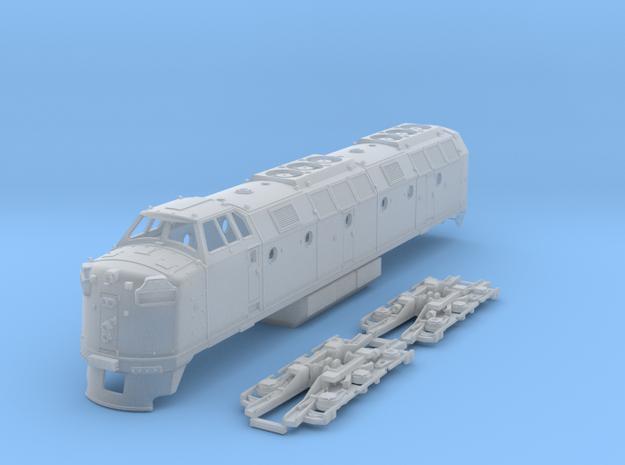 ML4000 Krauss-Maffei 1:160 in Smooth Fine Detail Plastic
