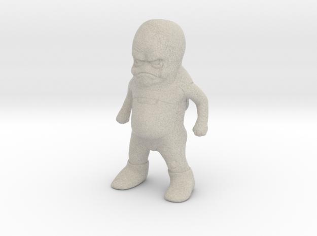 Alien Toy 3d printed