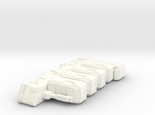 Space Cargo Ship Concept - Messenger
